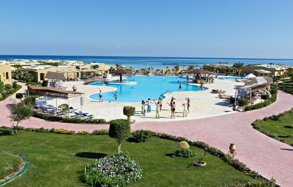 Hotel Three Corners El Fayrouz Plaza Beach ****
